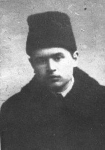 MISHA MAXIMOVICI LA 16 ANI