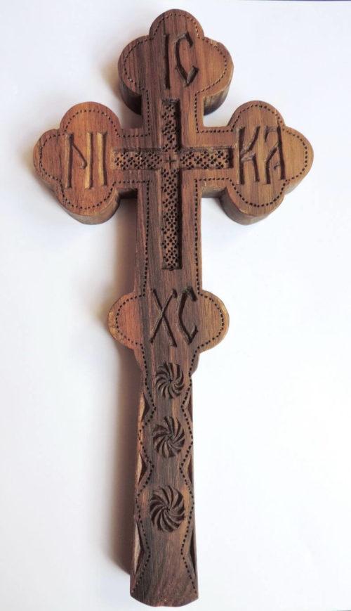 Cruce de mână sau de perete